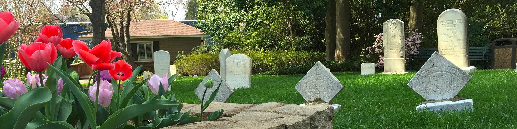 Memorial Garden First Presbyterian Church Concord